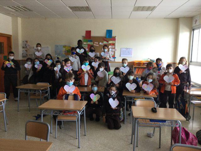 Cartas de San Valentín con Polonia