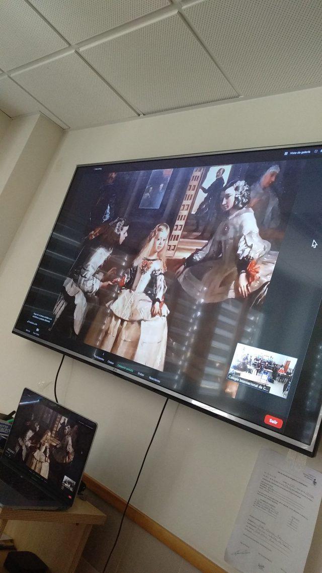 Visita virtual al museo del Prado